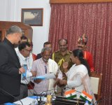 TRL Book Release and Hon'ble Governors' Interaction with Students